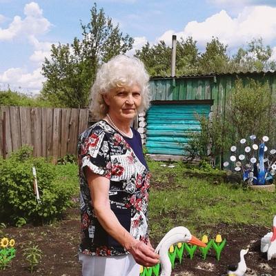 Татьяна Чекмарева