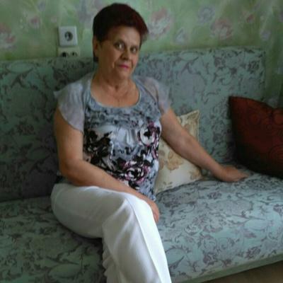 Rufina Kulikova, Saint Petersburg