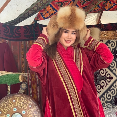 Aida Nuralimbek, Шымкент