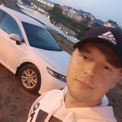 Артём Коноплёв, Вологда