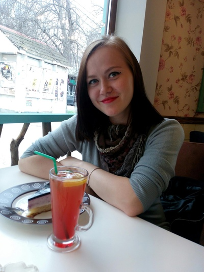 Альбина Веселова, Москва