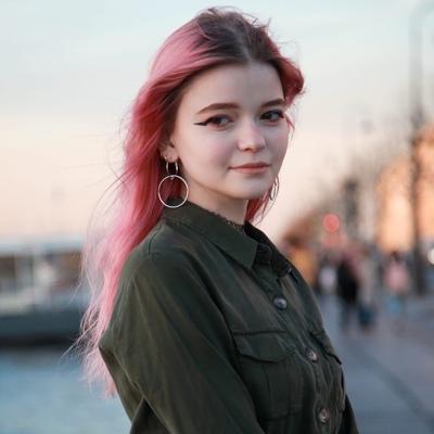 Аня Подлесная, Санкт-Петербург