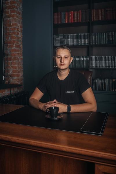 Антон Иванов, Новосибирск