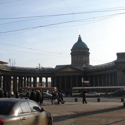 Евгения Маматова, Санкт-Петербург