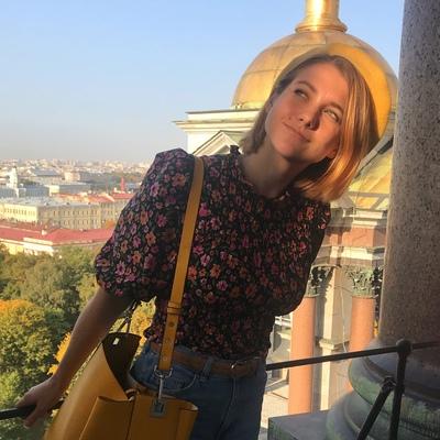 Viktoria Galenko, Saint Petersburg