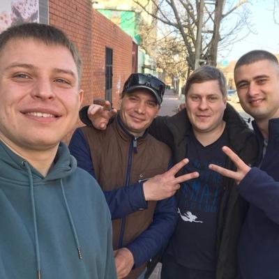 Алексей Чабанюк, Ейск