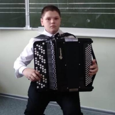 Кирилл Текутьев