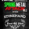 11/04/21 ★ STONEHAND & ROSE OF STEEL ★