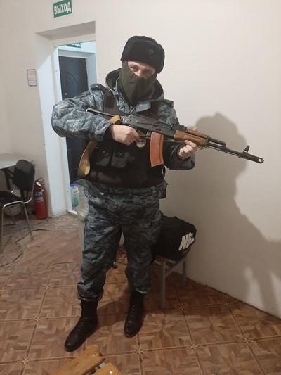 Максим Тамбовский
