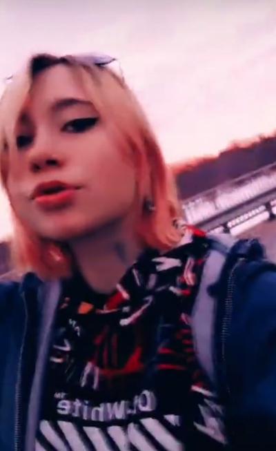 Карина Вемерникова, Москва