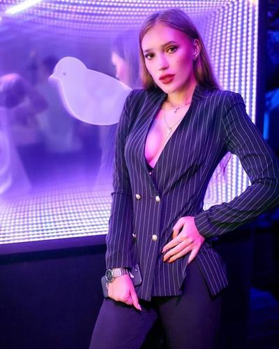 Есения Осипова, Москва