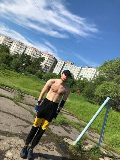 Дмитрий Динамовский, Хабаровск