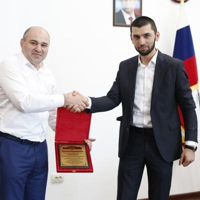 Зураб Алиев, Махачкала