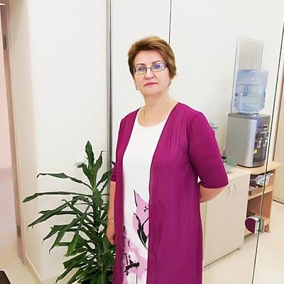 Валентина Миненок, Брянск