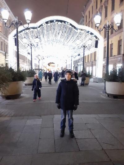 Гюл Сулейманова, Санкт-Петербург