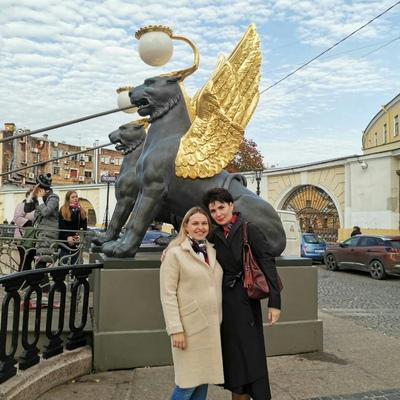 Елена Ермакова, Санкт-Петербург