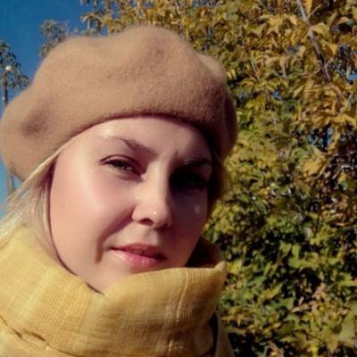 Анастасия Окрушко