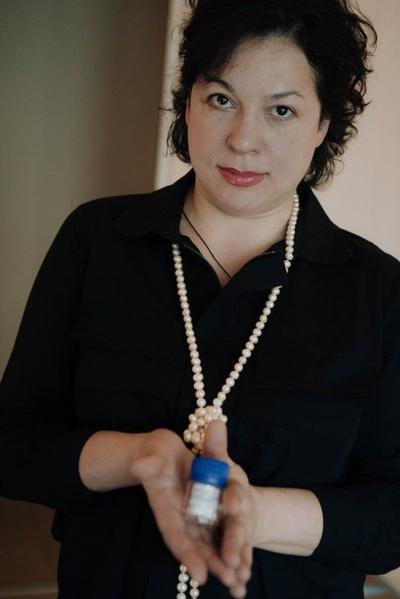 Ирина Дьячек, Москва