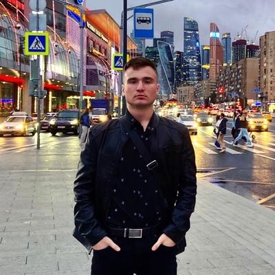 Эдуард Карташов, Москва