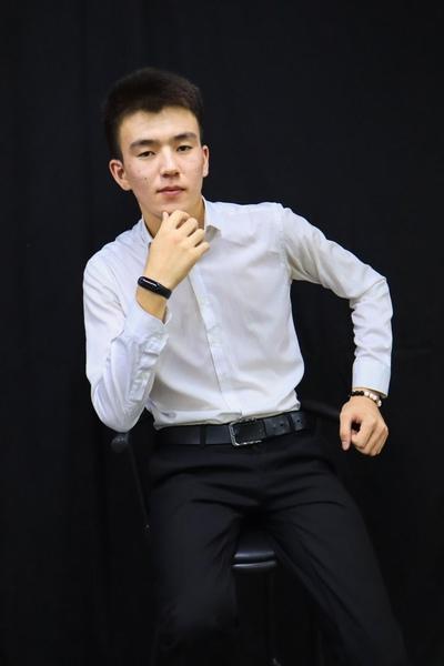 Алмас Адилбеков, Кызылорда