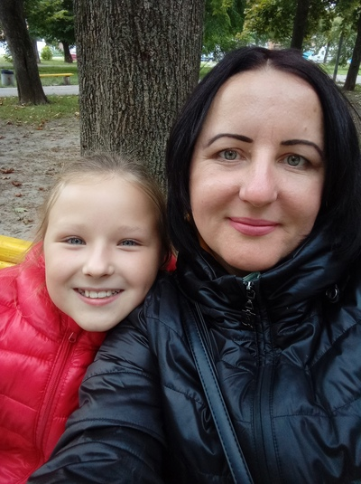 Оксана Витченко, Полтава