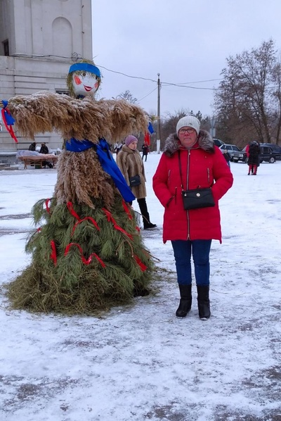 Марина Мельникова, Донецк
