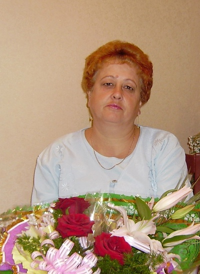 Татьяна Силимянкина-Вахрамеева