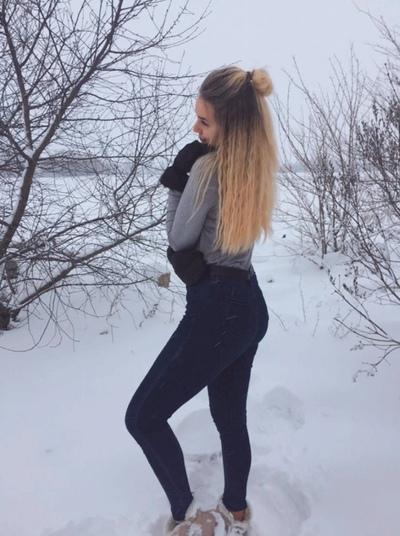 Алена Голубева, Москва