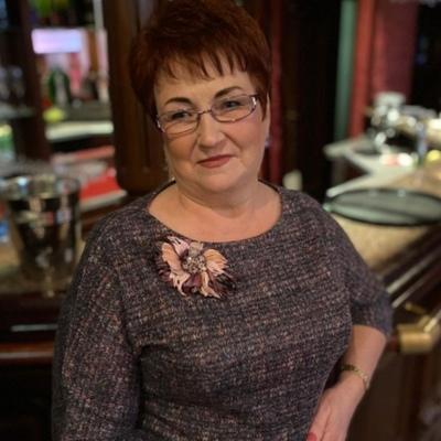 Lyudmila Lisitsyna-Fedorova, Cherepovets