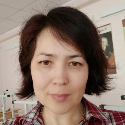 Мадина Габдуллина