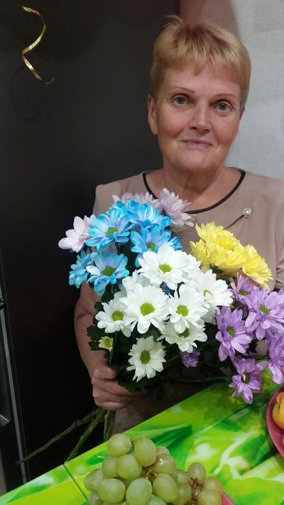 Людмила Плашкина, Шенкурск