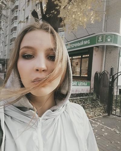 Анна Безрукова