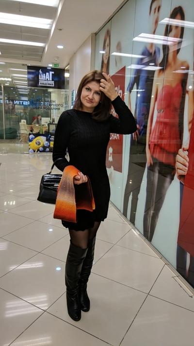 Лилия Белая, Красногорск