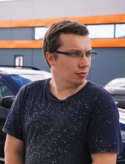 Максим Зубарев