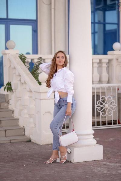 Дарья Титова, Москва