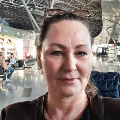 Светлана Чернова, Москва