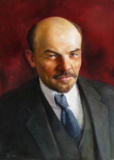 Владимир Ленин, Москва
