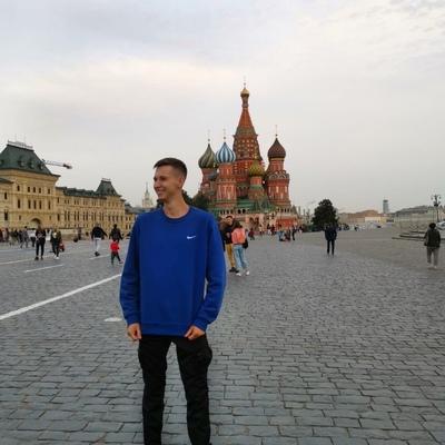Uriy Rudkovskiy, Москва