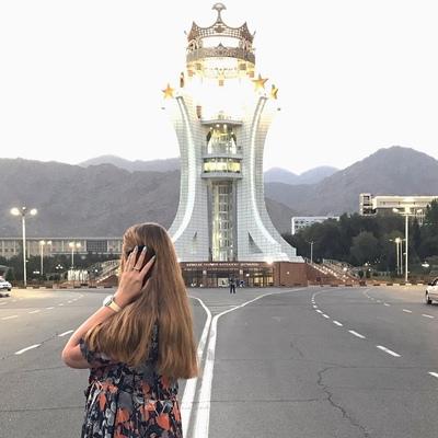 Christine Popova, Душанбе