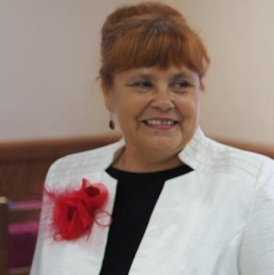 Lyudmila Shlyapina-Trubitsyna