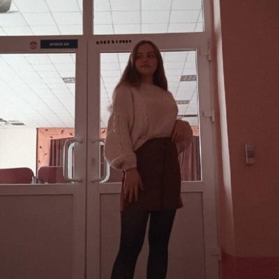 Даша' Дерьянова, Березники