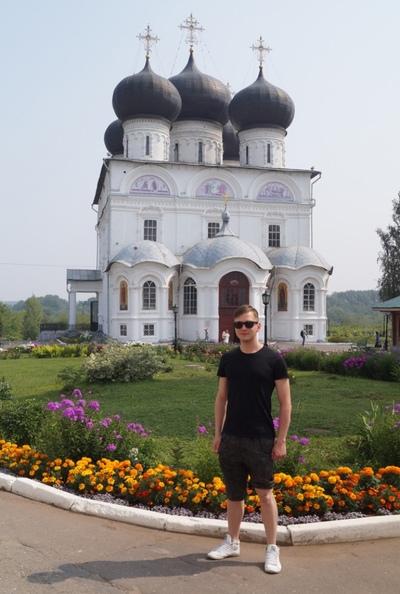 Иван Куприн, Тюмень