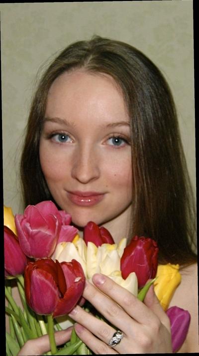 Ксения Алексеева, Санкт-Петербург