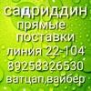 Садриддин Чорикулов 22-104