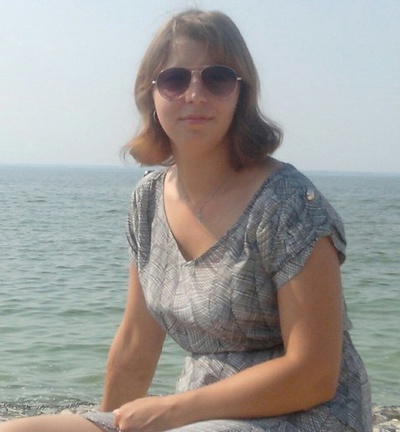 Ольга Морозова, Санкт-Петербург