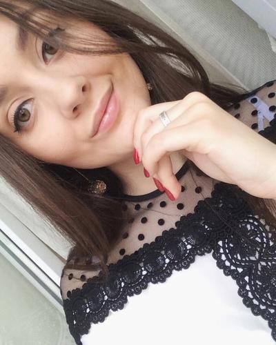 Элина Антонова, Москва