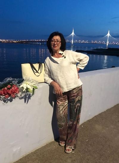 Лилия Гайнулина, Санкт-Петербург