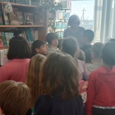 Сыртинская-Школьная Библиотека