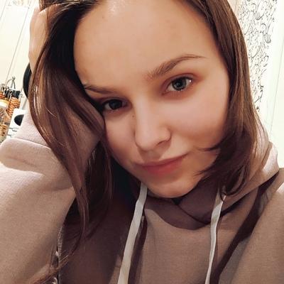 Полина Меркулова