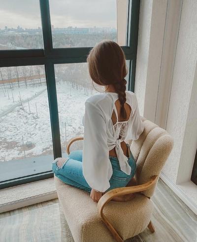 Диана Смирнова, Санкт-Петербург